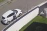 Casal filmado a assaltar carro em Esmoriz