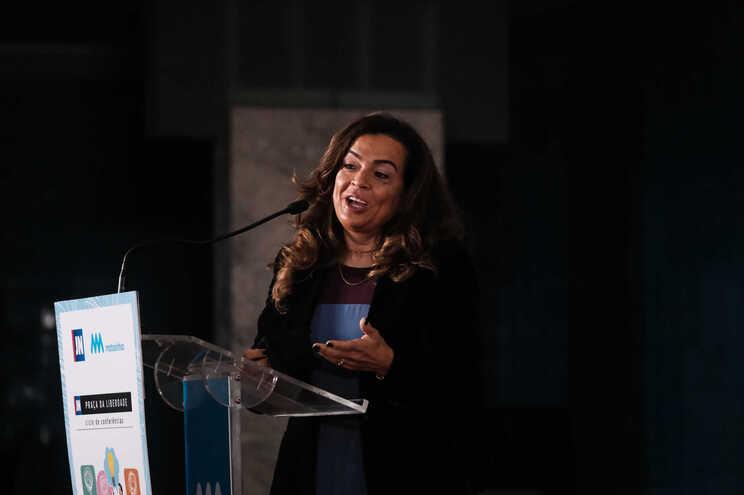 Presidente da Câmara, Luísa Salgueiro