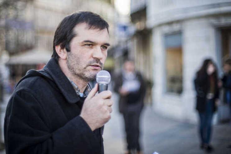 João Frazão, membro da comissão política do PCP
