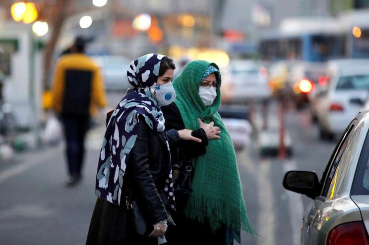 Oficialmente, a imprensa iraniana apenas atualizou o total de mortos provocados pelo novo coronavírus