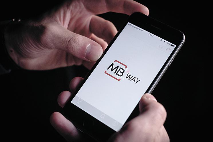 Aplicação MB Way