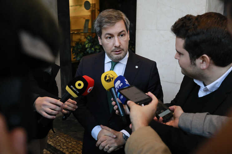 Bruno de Carvalho, presidente do Sporting