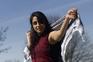 Maysoun saiu de uma Palestina em guerra para estudar no Porto