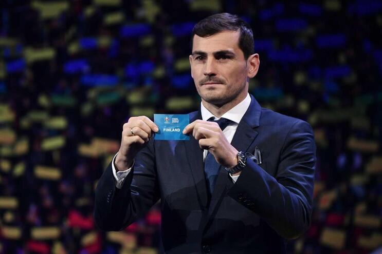 Iker Casillas anunciou que se vai candidatar à presidência da RFEF