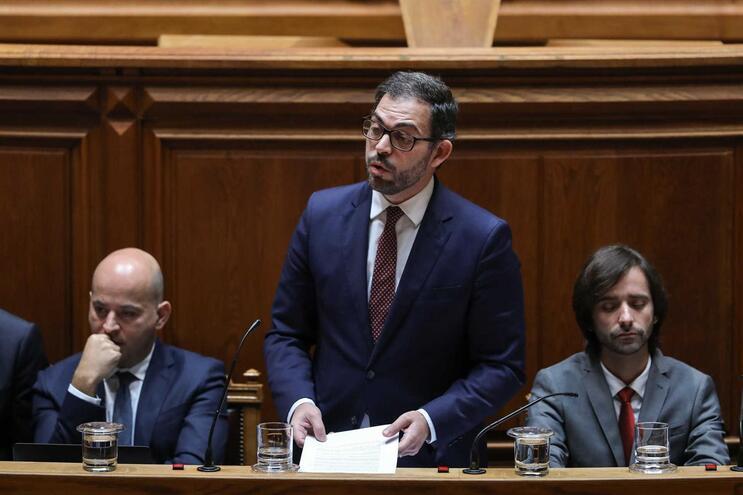 José Couto, à direita, referiu que a atualização salarial da função pública em 2020 tem um custo de cerca