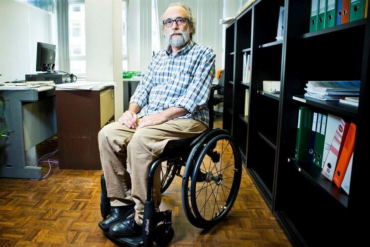 Jorge Falcato fez História quando foi eleito deputado