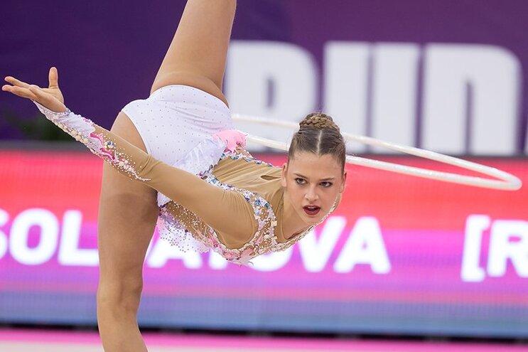Aleksandra Soldatova tem 21 anos