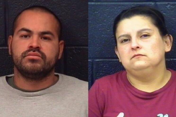 Gerardo Zavala-Loredo  e Monica Dominguez, pais das crianças, são os principais suspeitos