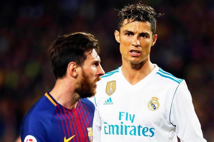 Messi comenta demissão de Zidane e possível saída de Cristiano Ronaldo