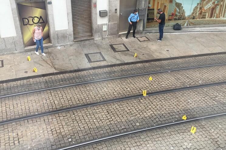 Três feridos em tiroteio à porta de bar em Matosinhos