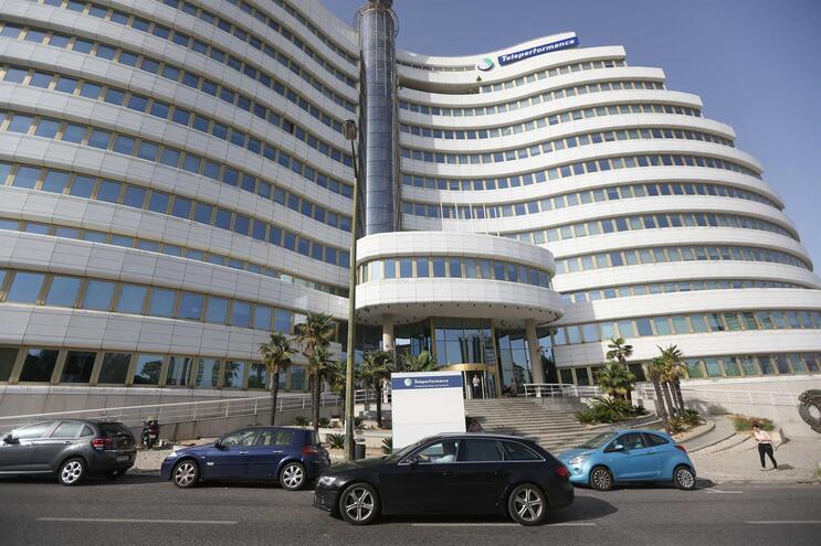 Teleperformance, em Lisboa