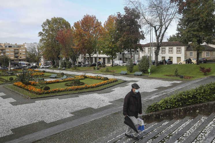 Felgueiras está entre os concelhos do país mais afetados pela pandemia