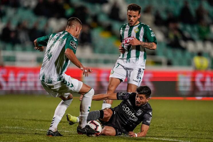 V. Guimarães empata em Setúbal e fica a cinco pontos do Moreirense