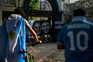 """Argentina chora a morte de """"D10S"""" Maradona"""