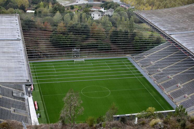 Fatura do Estádio de Braga já dava para fazer um novo hospital