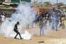 Polícia impediu protesto de jovens em Luanda