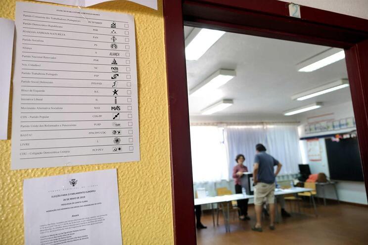 Abstenção aumentou em Portugal e baixou na União Europeia