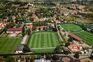 Centro de treinos da federação italiana de futebol