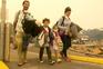Operações de resgate dos habitantes australianos já começaram