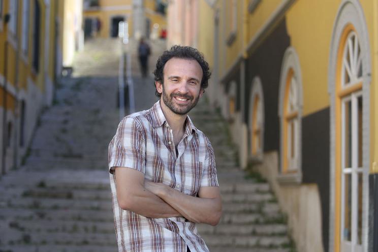 André Pestana, dirigente do Sindicato de Todos os Professores (STOP)