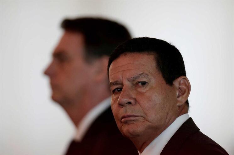 Vice-presidente do Brasil, Hamilton Mourão
