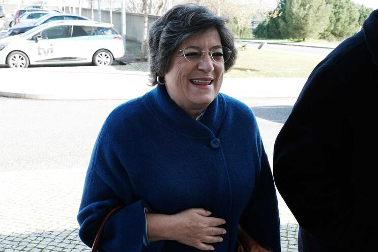 Ex-eurodeputada Ana Gomes
