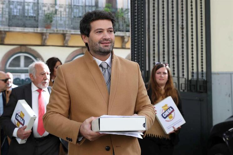 PPM rejeita apoiar André Ventura
