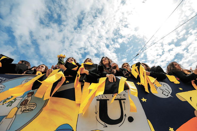 Procura superou a oferta, com 1,2 alunos a disputar cada vaga aberta