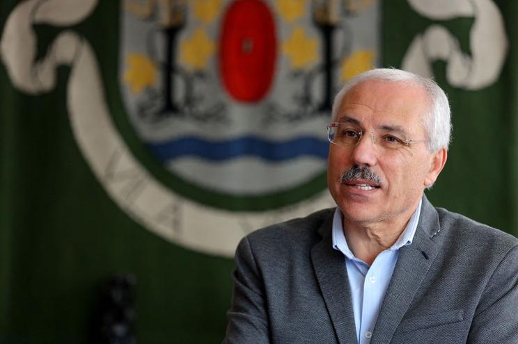 António Vilela, presidente da Câmara Municipal de Vila Verde