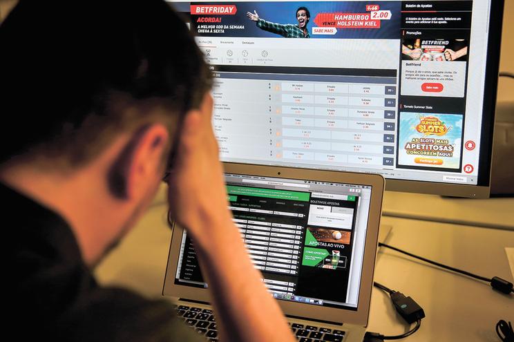Portugueses gostam muito de apostar online, sobretudo nos resultados de futebol