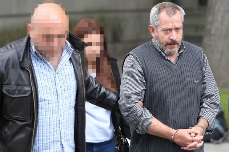 Prisão preventiva para homem que esfaqueou quatro pessoas