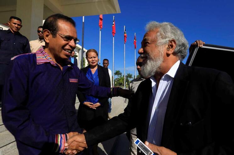 Taur Matan Ruak nomeado primeiro-ministro. Xanana Gusmão deverá ser o número dois do executivo