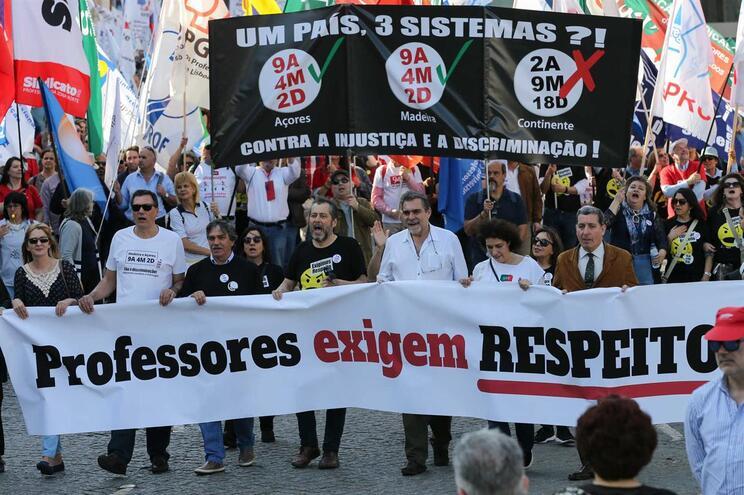 Sindicatos de professores desistem de greve às avaliações
