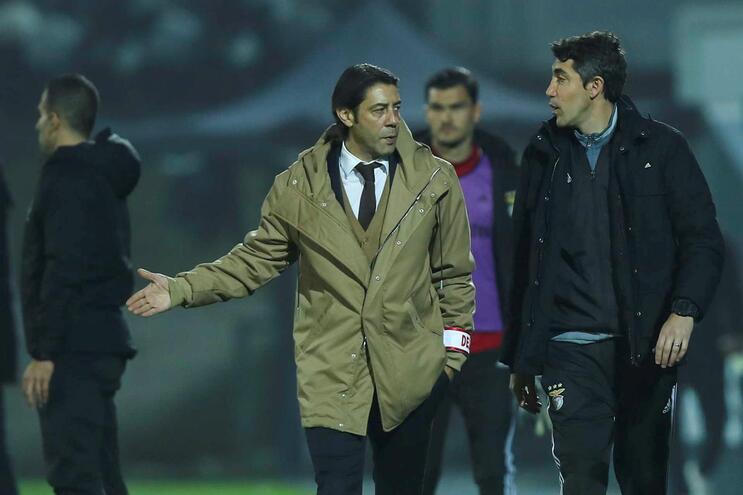 """Bruno Lage e os festejos do árbitro assistente: """"Acertou a decisão"""""""