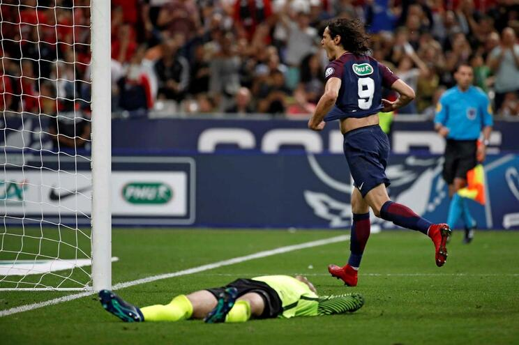 Paris Saint-Germain conquista Taça de França