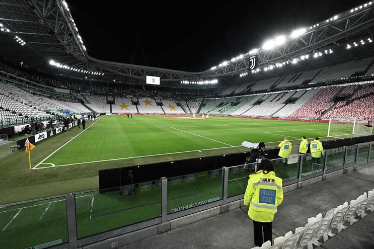 Liga italiana vai continuar suspensa até 14 de junho