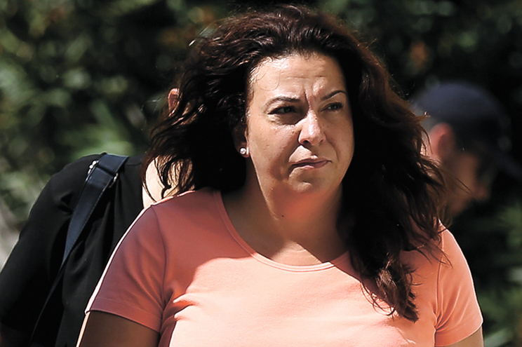 Rosa Grilo foi condenada a 25 anos de prisão pela morte do marido