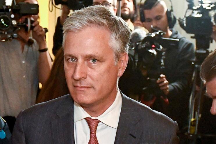 Trump nomeia Robert O'Brien para novo conselheiro de segurança nacional