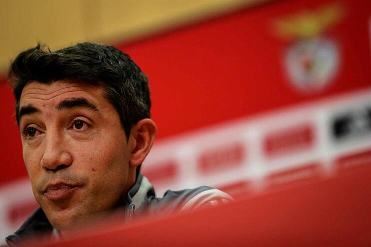 Siga em direto o Benfica - Moreirense