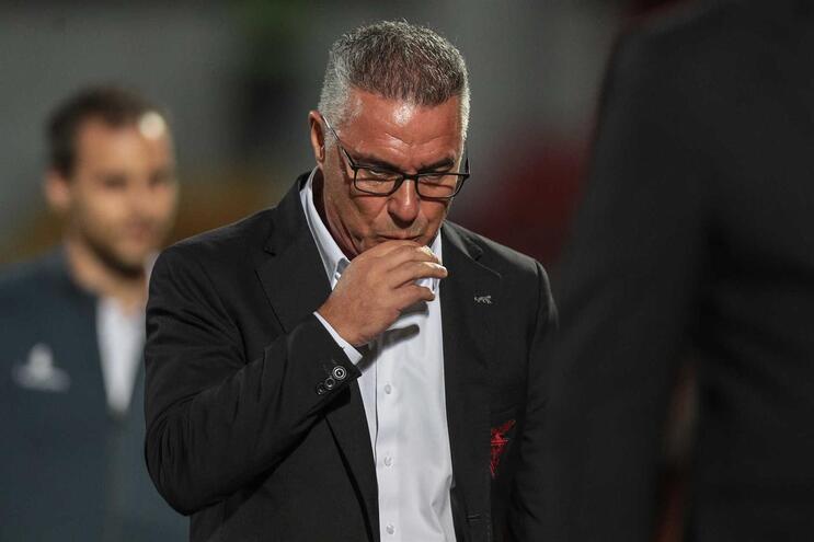 Augusto Inácio eliminado da Copa