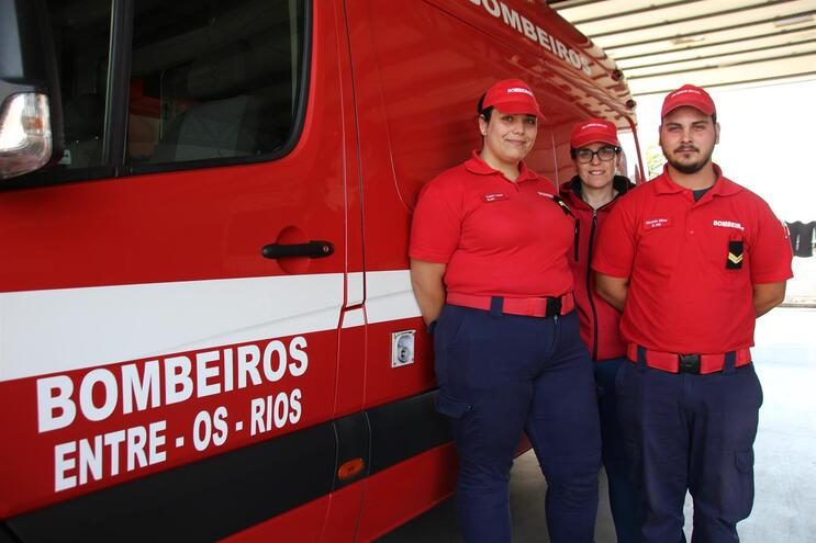 Bebé nasceu na ambulância dos Bombeiros de Entre-os-Rios