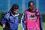 Quinzinho foi treinado por Fernando Santos no F. C. Porto