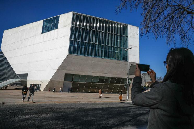 Casa da Música foi inaugurada em 2005