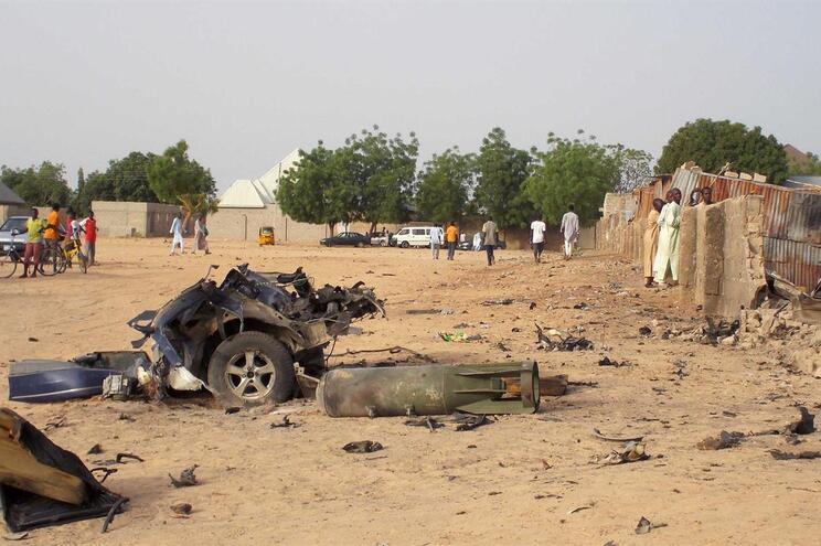 Pelo menos 31 mortos num duplo atentado do Boko Haram na Nigéria
