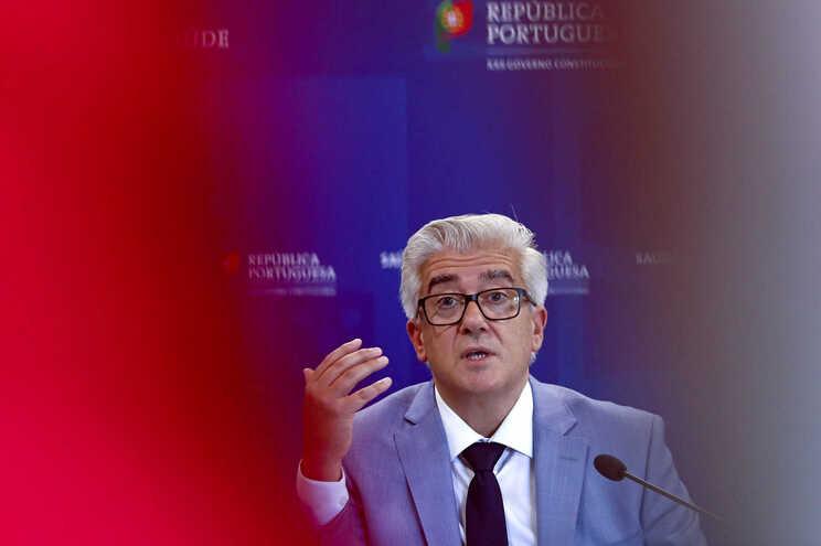 Secretário de Estado da Saúde, António Lacerda Sales