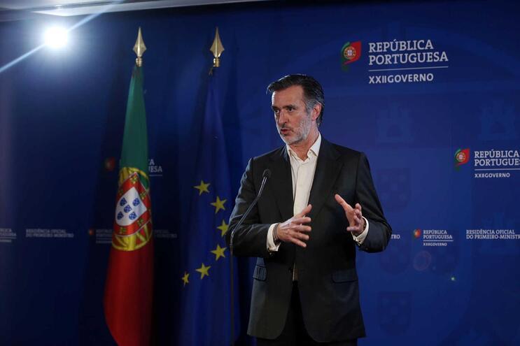 Deputado do Iniciativa Liberal, João Cotrim Figueiredo