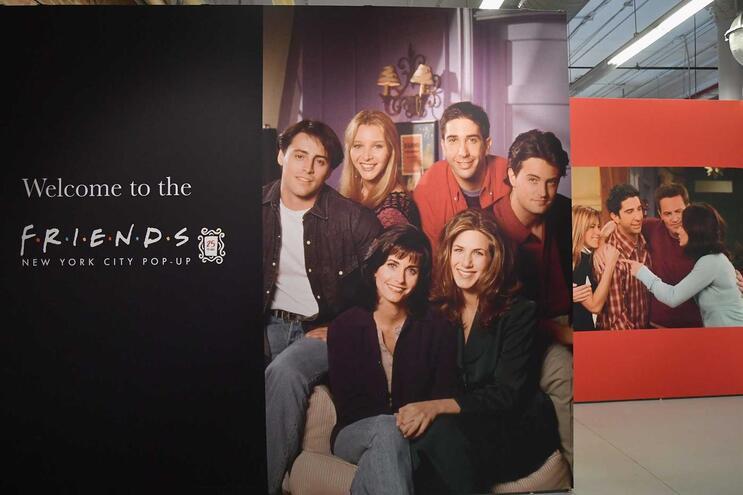 A série começou em 1994 e terminou dez anos depois