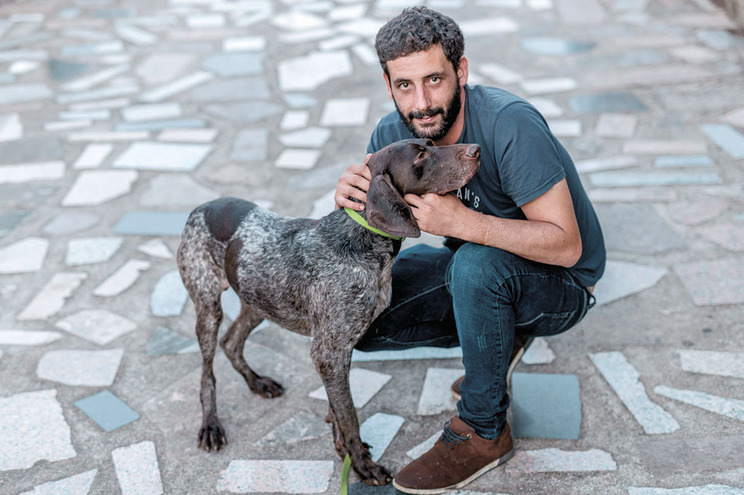 Tiago Moreira reencontrou Picasso e pensa agora processar o abrigo onde o animal esteve