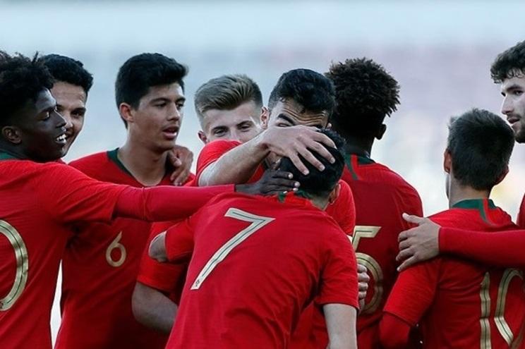 Portugal estreia-se com vitória sobre Itália no Europeu de sub-19