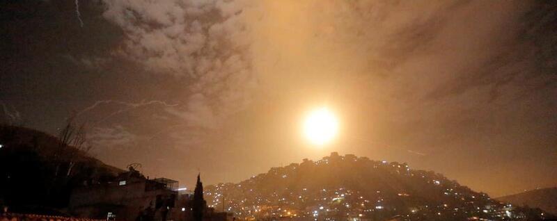 image Força Aérea do Irão diz estar preparada para eliminar Israel